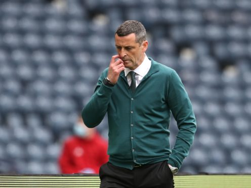 Jack Ross and his players will need to balance different challenges (Andrew Milligan/PA)
