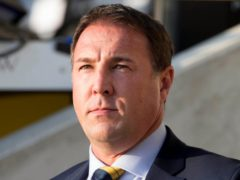 Malky Mackay has had a difficult time since taking charge of Ross County (Jeff Holmes/PA)