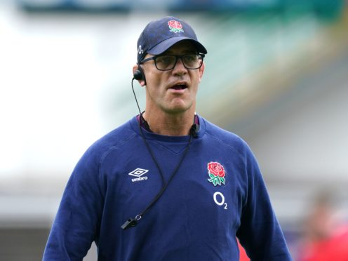 John Mitchell has stepped down as England defence coach to join Wasps (Mike Egerton/PA)