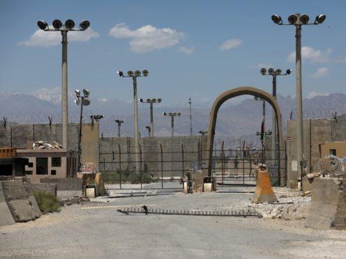 Bagram Air Base (AP)