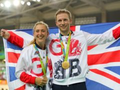 Laura and Jason Kenny are Team GB's golden couple (David Davies/PA)