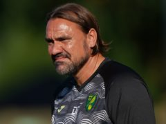"""Daniel Farke insists he is not """"addicted"""" to positions in league table (Joe Giddens/PA)"""