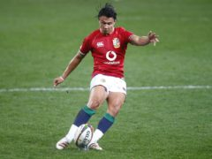 Marcus Smith in action for the British and Irish Lions against the Stormers (Steve Haag/PA).