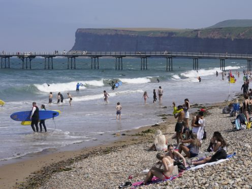 The Royal Life Saving Society UK said it is aware of 17 accidental deaths in the water since last weekend (Owen Humphreys/PA)