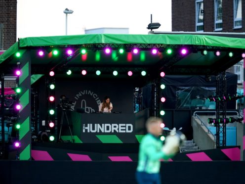 The Hundred made a promising start at The Kia Oval (John Walton/PA)