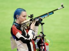 Seonaid McIntosh finished 12th in the women's 10 metre air rifle qualification at the Tokyo Olympics (Danny Lawson/PA)