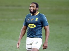 Lukhanyo Am expects South Africa to bring extra physicality to the second Test against the British and Irish Lions (Steve Haag/PA)