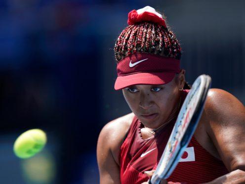 Naomi Osaka has her eyes on the prize (Seth Wenig/AP)