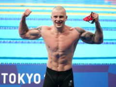 Adam Peaty believes Great Britain's swimmers are going from strength to strength (Joe Giddens/PA)