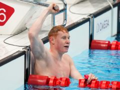 Great Britain's Tom Dean has become the first British swimmer in 113 years to win two golds at a single Olympic Games (Joe Giddens/PA)