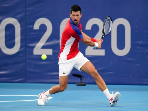 Novak Djokovic leaves Tokyo empty handed after losing his singles bronze medal match (Patrick Semansky/AP)