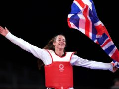 Bianca Walkden settled for another Olympic bronze medal in Tokyo (Mike Egerton/PA)