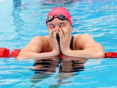 Abbie Wood finished fourth in the women's 200m individual medley (Joe Giddens/PA)