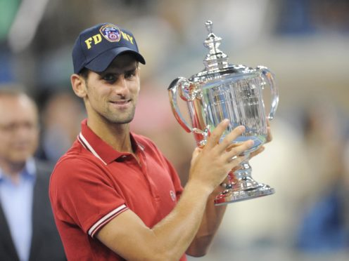 Novak Djokovic is aiming for fourth US Open triumph and 21st major title in total at Flushing Meadows (Mehdi Taamallah/PA)