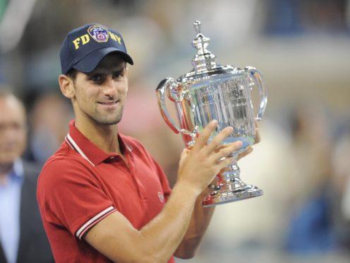 Novak Djokovic is hunting down grand slam number 21 (Mehdi Taamallah/PA)