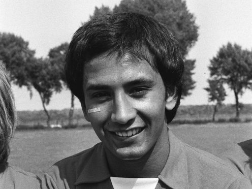 Ricky Heppolette was one of the first Asian players to play in the Football League (PA Archive)