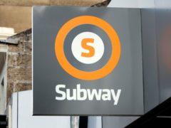 A subway station in Glasgow (Danny Lawson/PA)
