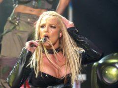 Britney Spears (Haydn West/PA)