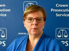 Alison Saunders is to be made a Dame Commander of the Order of the Bath