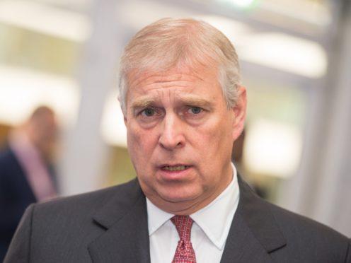 The Duke of York (PA)