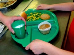 The STUC has written to the Scottish Government to call for an expansion of free school meals (PA)