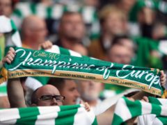 Celtic face a trip to Alkmaar (Andrew Milligan/PA)