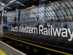 The RMT has warned against cuts to SWR services (Victoria Jones/PA)