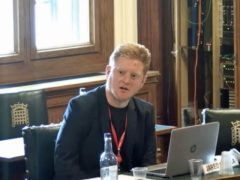 Jared O'Mara is facing fraud charges (House of Commons/PA)