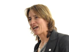 UK Sport chair Dame Katherine Grainger (Nick Ansell)