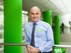 Asda boss Roger Burnley has prematurely stepped down from his top role at the supermarket chain (Asda/PA)