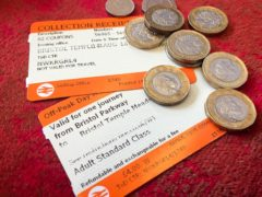 Rail passengers will get an indication on Wednesday of how much ticket prices may rise, amid calls for fares to be frozen (Ben Birchall/PA)
