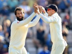 Moeen Ali, left, is back with Joe Root's backing (Adam Davy/PA)