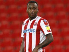 Saido Berahino had previous experience with Stoke City (Martin Rickett/PA)