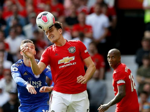 Defenders are at more risk of dementia due to the number of times they head the ball compared to other positions (Martin Rickett/PA)