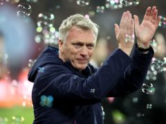 David Moyes is looking forward to having fans back (Bradley Collyer/PA)