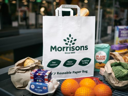 Morrisons has agreed a £7 billion takeover deal (Morrisons/PA)