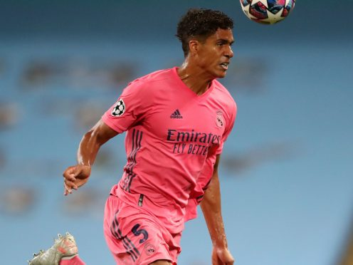 Raphael Varane's Manchester United debut will have to wait (Nick Potts/PA)