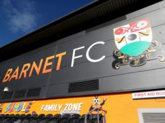 Notts County scored five against Barnet in the first game of the season (Mike Egerton/PA)
