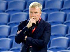 Kenny Jackett's Leyton Orient are unbeaten in League Two this season (Glyn Kirk/PA)