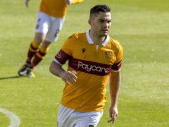 Motherwell's's Tony Watt earned his side a draw at St Johnstone (Jeff Holmes/PA)