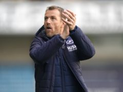 Gary Rowett was pleased with the performance of Murray Wallace (John Walton/PA)