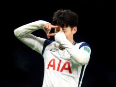 Son Heung-min joined Tottenham in 2015 (Adam Davy/PA)