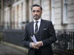 Aamer Anwar will appear before the tribunal next month (Jane Barlow/PA)