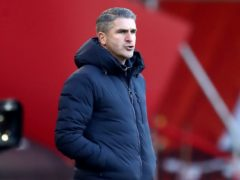 Manager Ryan Lowe praised Plymouth's performance in the draw with Cambridge (Tim Goode/PA)