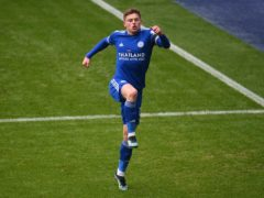 Harvey Barnes has signed a new four-year deal with Leicester (Michael Regan/PA)