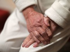 Care home staff must be vaccinated by November 11 (Yui Mok/PA)