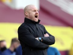 Sean Dyche's Burnley have lost each of their opening two matches of the Premier League season (Clive Brunskill/PA).