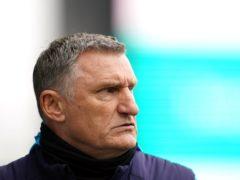 Tony Mowbray saw his Blackburn side draw 1-1 with Millwall (John Walton/PA)