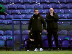 Nigel Clough was delighted to see Mansfield beat Newport (Simon Marper/PA)