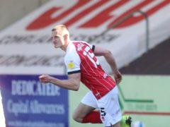 Will Boyle netted Cheltenham's winner (David Davies/PA)